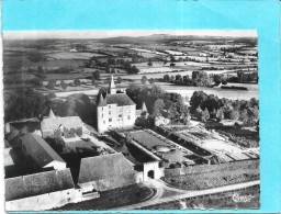 SAINT POURCAIN SUR BESBRE  - 03 - Vue Aérienne Du Chateau De Beauvoir - ENCH - - Autres Communes