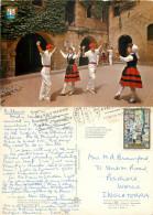 Folklore Group, Bilbao, Spain Postcard Posted 1972 Stamp - Vizcaya (Bilbao)