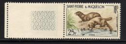 ST PIERRE ET MIQUELON YT 361 NEUF** COTE 5.40 € - St.Pierre Et Miquelon