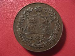 Canada - Médaille De La Confederation 1867-1927 - Superbe 0396 - Royaux / De Noblesse