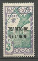 ININI  N° 36  NEUF*  CHARNIERE   / MH - Inini (1932-1947)