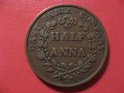 Inde - Indes Britanniques - Half Anna 1835 0339 - India