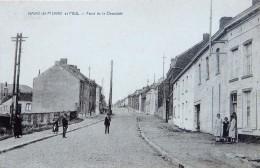La Louvière  Haine St Pierre Chaussée - La Louvière