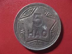 Vietnam - 5 Hao 1946 0382 - Viêt-Nam