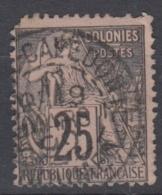 #108# COLONIES GENERALES N° 53 Oblitéré Nouméa (Nouvelle-Calédonie)
