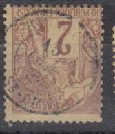 #108# COLONIES GENERALES N° 47 Oblitéré St-Denis (Réunion)