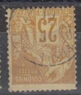 #108# COLONIES GENERALES N° 53 Oblitéré St-Denis (Réunion)