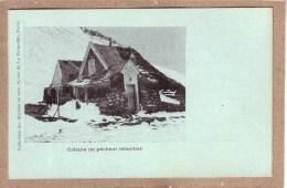 ISLANDE - CABANE DE PÊCHEUR ISLANDAIS - COLLECTION DES OEUVRES  DE MER - Avant 1904 - Iceland