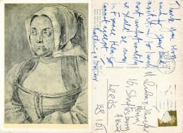 Albrecht Durer, Art Painting Postcard Posted 1994 Stamp - Schilderijen