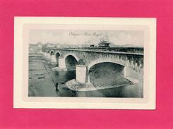45 LOIRET, ORLEANS, Pont Royal, Animée, Tramway - Orleans