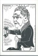 Carte Dessinée à La Mains LARDIE N° 26   - TCHERNENKO - Lardie