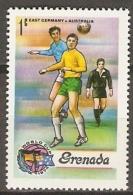 GRENADE   -    FOOTBALL   -    Neuf * - Coppa Del Mondo