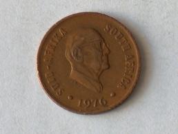 AFRIQUE DU SUD 1 CENT 1976 - South Africa
