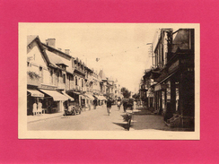 44 Loire Atlantique, La Baule, Rue Commerçante, Animée, (A. Bruel) - La Baule-Escoublac