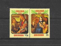 Grenada 1974 Y&T Nr : 541,542 ** - Grenade (1974-...)