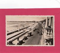 44 LOIRE ATLANTIQUE, LA BAULE, Le Remblai Et La Plage Vers Le Pouliguen, 1952, Animée, (la Cigogne) - La Baule-Escoublac
