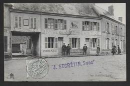 SANDILLON - Hôtel Et Café Du Lion D' Or - France