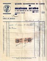 France NICE Café Arabo Rue Diderot Rue Marceau - France