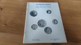 60: Numismatique Drouot Rive Gauche 30 Mai 1979 - Français