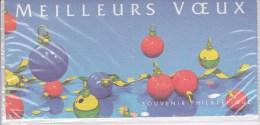 France Bloc Souvenir N° 25 Meilleurs Voeux, Bloc Sous Blister Xx - Blocs Souvenir