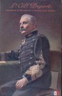 France, Lieutenant-Colonel Joseph-Albert Deport Inventeur Du Canon 75 (375) - Personnages