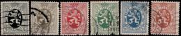 Belgique 1929. ~ YT 279/87 - 6 Armoiries