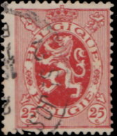 Belgique 1929. ~ YT 282 - 25 C. Armoiries