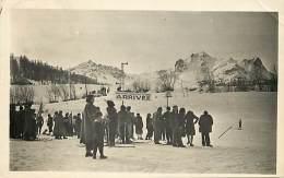 - Depts Div-ref LL08-  Alpes De Haute Provence - Barcelonnette - Monte Pente Du Sauze - Federation Provinciale De Ski - - Barcelonnette