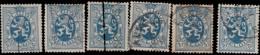 Belgique 1929. ~ YT 285 Par 6 - 50 C. Armoiries