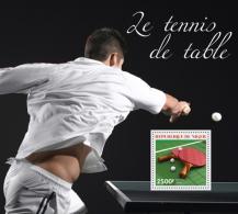 NIGER 2014 - Table Tennis - YT BF326; CV = 15 €