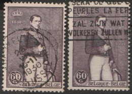 Belgique 1930. ~ YT 302 Par 2 - Léopold 1er