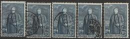 Belgique 1930. ~ YT 304 Par 5 - Albert 1er Par Leempoels