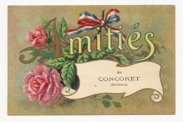 CONCORET - Amitiés - Vente Directe X - France