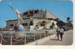 TIJUANA, B. Cfa. Mexico - The Fronton Palace Where JAI-ALAI Is Played - México