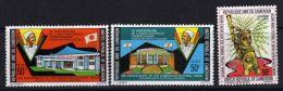 Cameroun  N°  605 / 07  XX   Les 3 Valeurs Sans Charnière TB - Camerún (1960-...)
