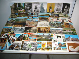 La COTE D'OR Un Lot De 100 Cartes Postales - France