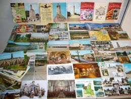 MEUSE Un Lot De 100 Cartes Postales - France