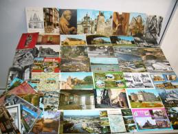 SARTHE Un Lot De 100 Cartes Postales - France