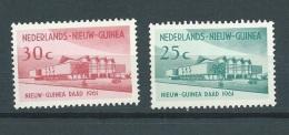 Nouvelle Guinée Néerlandaise - Yvert Serie N° 62 /63 ** - Ava5604 - Nouvelle Guinée Néerlandaise