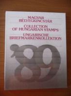 Ungheria Year Book 1989 (m64) - Hongarije
