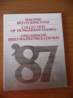 Ungheria Year Book 1987 (m64) - Hongarije