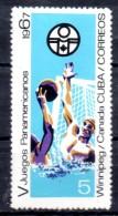 CUBA   N° 1126  * *  Water Polo