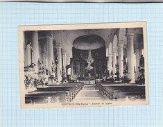 CPA - MERTRUD  (Haute Marne)  - Intérieur De L'église - éditeur Combier - Autres Communes