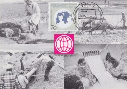 Berlin 1988 The World Bank 1v Maxicard (32908) - [5] Berlijn