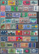 Zwitserland  - Selectie Zegels - Gebruikt-gebraucht-used - Afgeweekt - SZ1 - Postzegels