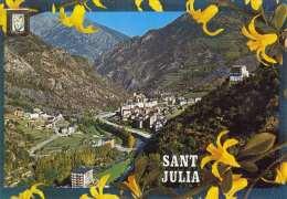 ANDORRA - SANT JULIA - Andorra