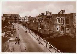 ROMA Street Of Impero, Basilica Costantino - Ohne Zuordnung