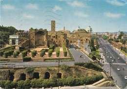 ROMA Via Die Fori Imperiali, Gel.1966 - Ohne Zuordnung