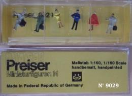 Figurines 1/160 - Décors