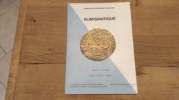 60: Ventes Aux Encheres Publiques Numismatique Jeudi 17 Avril 2008 Hotel Lutetia Paris - Francés